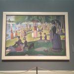 เสพย์งานศิลป์ที่ The Art Institute of Chicago